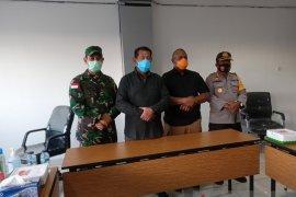 Pemkab Jayawijaya tempatkan tim pencegahan virus corona di bandara Sentani Jayapura