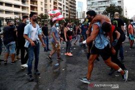 Pascaledakan hancurkan Beirut, pemerintah Lebanon bubar dan PM mengundurkan diri