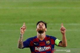 Messi ingin tinggalkan Barca, City siap nampung