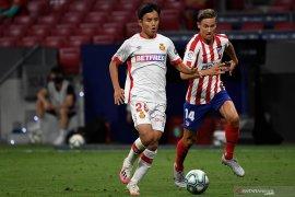 Liga Spanyol: pemain muda Jepang Kubo dipinjam Villareal dari Real Madrid