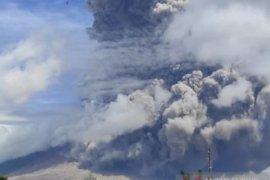 BMKG: Letusan Gunung Sinabung belum berdampak penerbangan ke Aceh