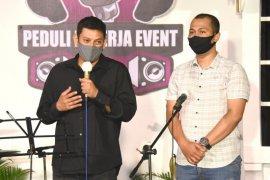 Wali Kota Kediri ajak pekerja event berkolaborasi dan terus berkarya