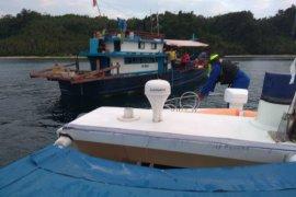 Dit Polairud Malut tahan dua kapal tanpa izin
