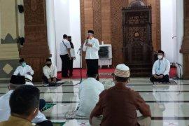 Gubernur Banten Wahidin Halim  pastikan masih berlakukan pembelajaran secara 'online'