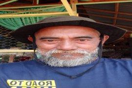 Erupsi Gunung Sinabung sampai juga di Desa Telagah Kecamatan Sei Bingai Langkat