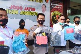Polisi tangkap dua anggota LSM pengeroyok dokter di Banyuwangi