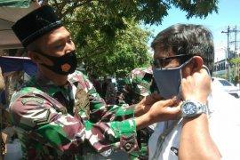 Cegah COVID-19, TNI gencarkan penggunaan masker di Aceh