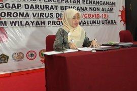 GTPP : Pasien positif COVID-19 di Malut bertambah enam orang