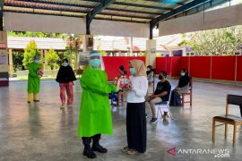 Pangdam - Kapolda Maluku harapkan pasien karantina lekas sembuh