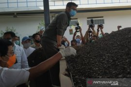 Bangka Belitung bangun pabrik  tandan kering sawit