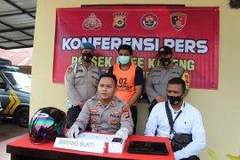 Buron hampir setahun, residivis narkoba ditangkap polisi