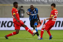 Inter lolos ke semifinal Liga Europa, Conte: Kami puas karena pemainan sesuai rencana