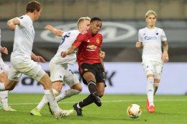 Liga Europa - MU akui lelah fisik saat hadapi Copenhagen