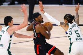 Raptors tekuk Bucks 114-106, dalam duel dua tim papan atas Wilayah Timur