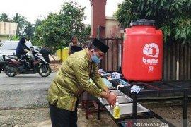 Bupati Aceh Singkil dan isteri positif COVID-19