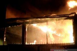 Salah satu ruangan RSUD Tanjungpinang terbakar, kerugian ditaksir ratusan juta rupiah