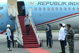 Presiden : Ekonomi Indonesia masih berpeluang kembali ke tren positif