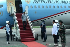 Jokowi optimistic of Indonesia's economy showing positive trend in Q3