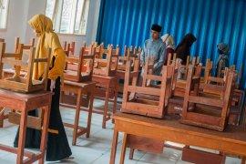 Pemkab Lebak terapkan belajar tatap muka di enam SMP