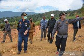 Memajukan nagari Garabak Data insfrastruktur jalan jadi prioritas, kata Nasrul Abit