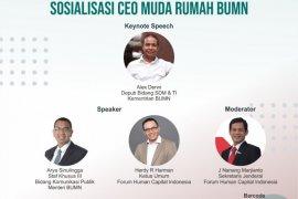 Kementerian BUMN buka kesempatan milenial menjadi CEO dan CFO