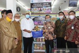Indomarco Launching Pemasaran Produk UMKM Kabupaten Serang