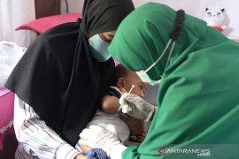 Imunisasi anak dengan panduan protokol kesehatan