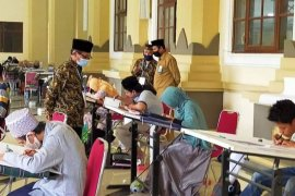 Kemenag  harapkan pandemi COVID-19 tidak surutkan prestasi MTQ Banten