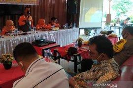 KPU Simalungun gelar sosialisasi tahapan Pilkada 2020