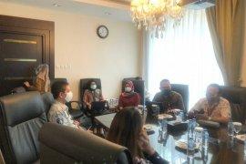 Jasa Raharja Ikut Sumbang Saran Penguatan Layanan Pembayaran Samsat Provinsi Banten