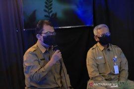 Pegawai  di Kota Tangerang dilatih cara bercocok tanam di lahan terbatas