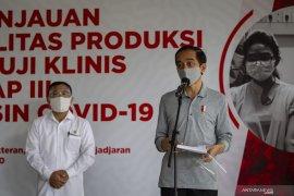 Pemerintah pilih vaksin COVID-19 dari kandidat terbaik dan tercepat