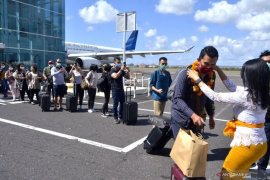 Penumpang domestik Bandara Bali tumbuh saat libur akhir pekan