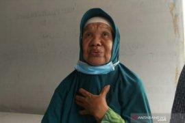 Ibu kandung mahasiswi tewas tergantung berharap polisi temukan pelaku pembunuhan