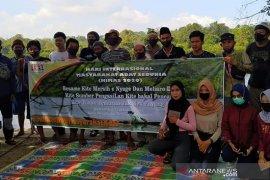 Masyarakat adat di Bengkulu gelar ritual tolak bala menangkal COVID-19
