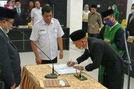 Ismarlin gantikan Azwan Hutapea jadi anggota DPRD Labura