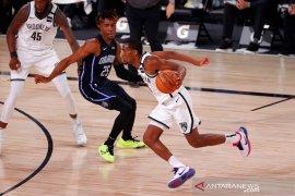Brooklyn  Nets kantongi kemenangan kelima sejak restart NBA