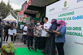 Pembayaran retribusi pasar di Yogyakarta semakin mudah dengan Gobills