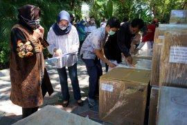 Pemkot Surabaya maksimalkan bantuan BNPB untuk pemeriksaan COVID-19 di Labkesda