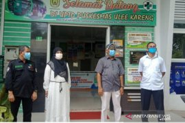 Dua puskesmas Banda Aceh aktif kembali layani pasien