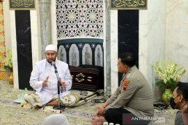 Habib Syech tegaskan Islam itu sejuk, bukan membuat keributan