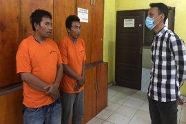 Polrestabes Medan ringkus  preman peras warga