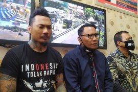 Jerinx SID ditetapkan tersangka dugaan pencemaran nama baik IDI Bali