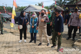 Bupati Tanah Bumbu kunjungi KTB