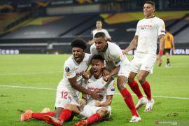 Gol semata wayang Ocampos loloskan Sevilla ke semifinal Liga Europa