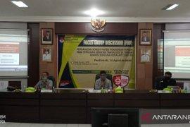 KPU Kalbar bahas konsep materi pendidikan pemilih di masa pandemi COVID-19