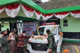 RS DKT Bratanata Jambi peroleh tambahan armada ambulan bantuan BNI