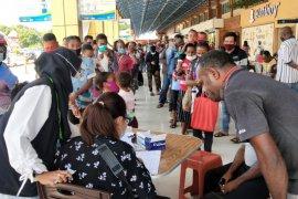 Gugus Tugas Jayapura lakukan  komunikasi dengan Pemprov Papua terkait biaya rapid test