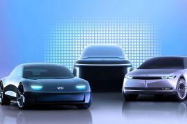 Hyundai siapkan mobil listrik baru berbasis IONIQ