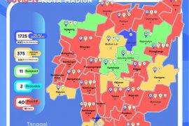Warga Kota Madiun terkonfirmasi positif COVID-19 menjadi 40 orang